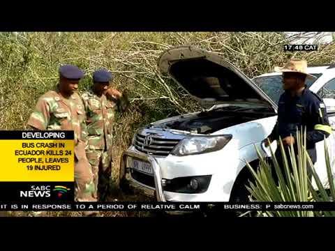 SANDF strengthens cross-border security