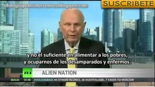 Extraterrestres caminan entre nosotros - Declaración 2014 Ex Ministro Paul Hellyer