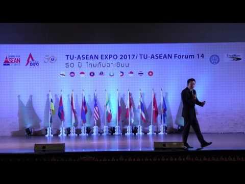 TU-ASEAN EXPO 2017 Part 1 4/5