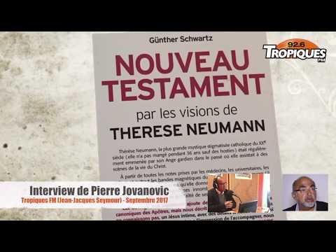 Les visions de Thérèse Neumann - Interview de P. Jovanovic sur Radio Tropiques