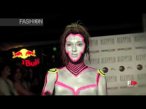 AEGYPTIA Fashion Lab 2017  | Speciale Body Tendence by Fashion Channel