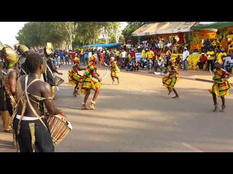 Carnaval 2015 Guiné Bissau
