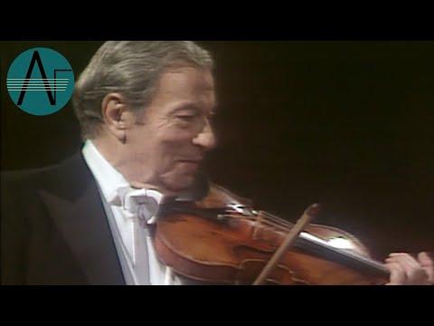 "Nathan Milstein: Beethoven - Violin Sonata Op 47 No. 9 ""Kreutzer Sonata"""