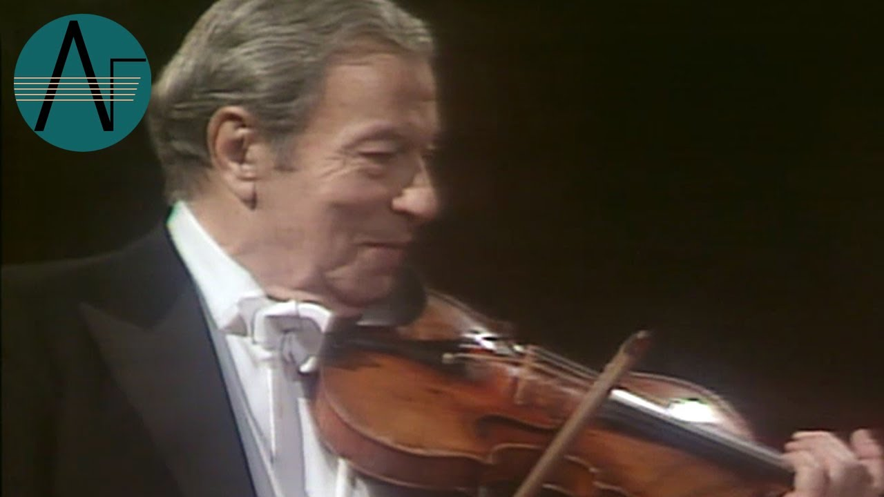 Nathan Milstein: Beethoven - Violin Sonata Op 47 No. 9