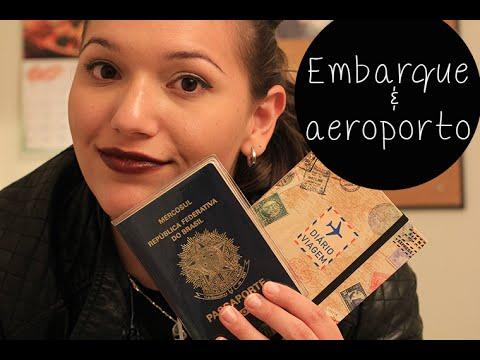 Intercâmbio: Embarque, aeroporto e chegada em Vancouver