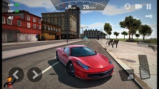 Ultimate Car Driving Simulator (by TopRacing Games) / Android Gameplay HD