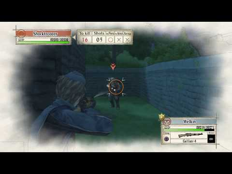 Valkyria Chronicles (PS4) Report: Largo's Passion A Rank
