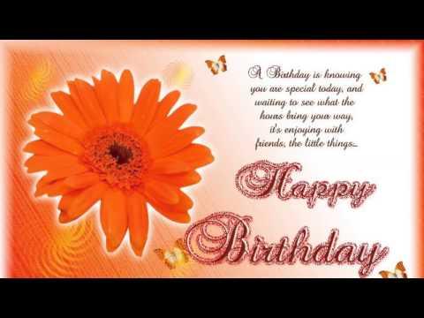 Wishing You Happy Birthday Haitian Style Video Card