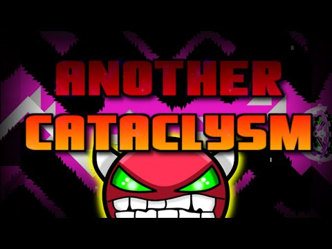 Geometry Dash Medium Demon - Another Cataclysm - By Findexi And More