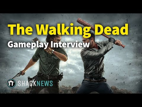 Overkill's The Walking Dead - Gameplay Interview thumbnail