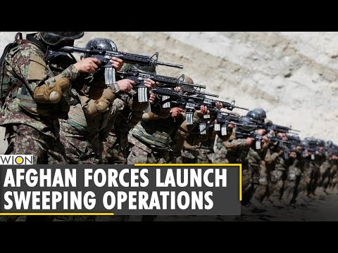 Afghanistan forces fend off offensive from the Taliban   Laghman   World News   English News   WION