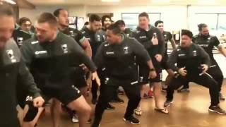 Kiwis Haka - The All Blacks have thanked Liverpool for the hospitality