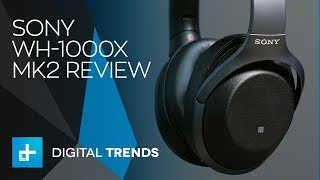 Video Sony WH-1000x MK2 - Hands On Review download MP3, 3GP, MP4, WEBM, AVI, FLV Juli 2018