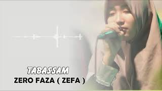 Download Lagu Tabassam || Zero Faza ZEFA mp3