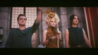 Katniss and Peeta {I Found Love}