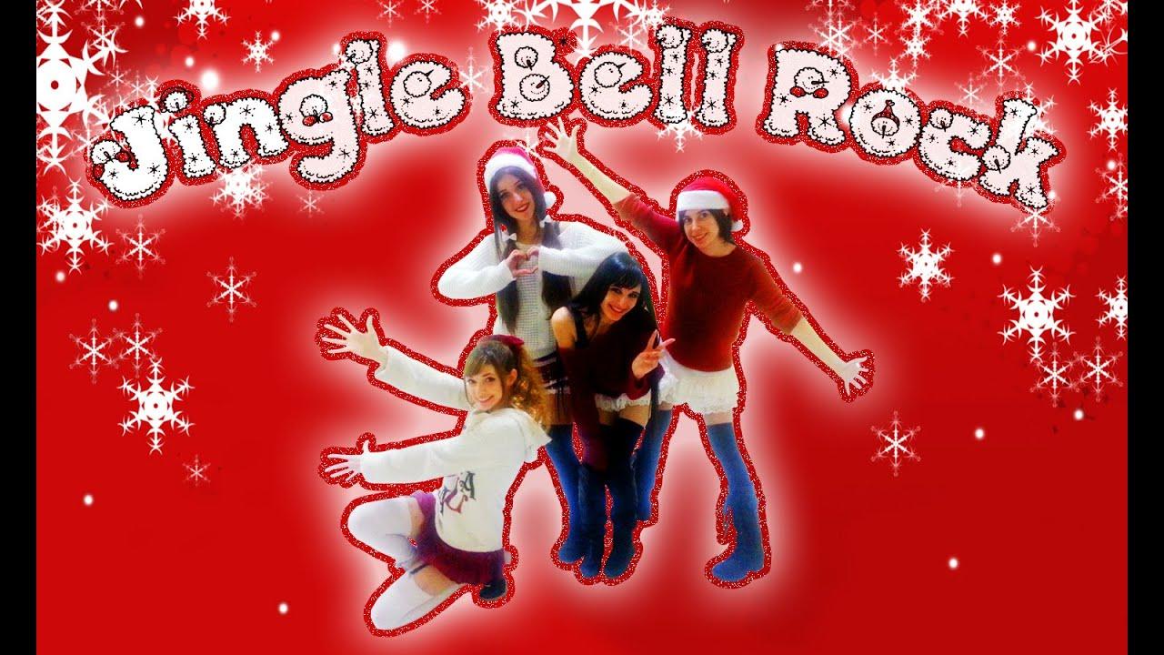 Jingle Bell Rock ♥ Christmas dance cover - YouTube
