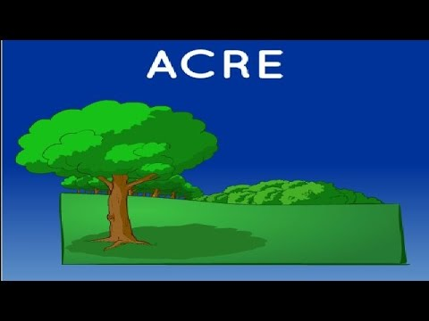 Acre I Hectare Is Equals To How Many Acres