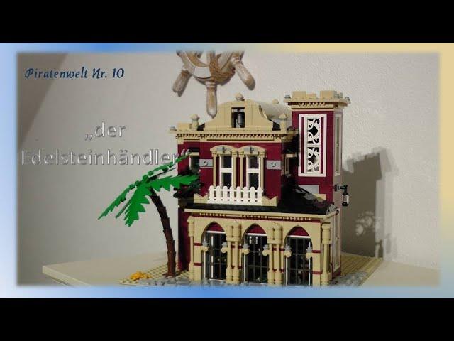 Lego Piraten im Steinekeller # 10 - der Edelsteinhändler
