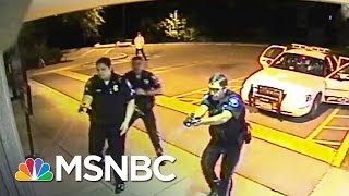 Virginia Man Tased, Shackled And Dies In Police Custody | MSNBC