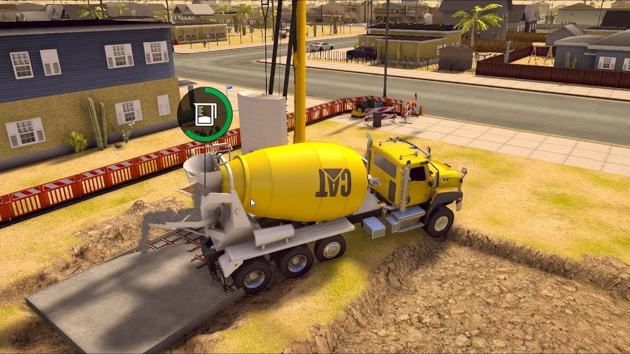 Construction Simulator 2 for Xbox One, PS4 and PC - House Building