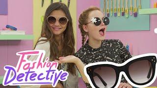 DIY - Customise tes lunettes de soleil avec Estelle et Tatiana [FASHION DETECTIVE #16] thumbnail