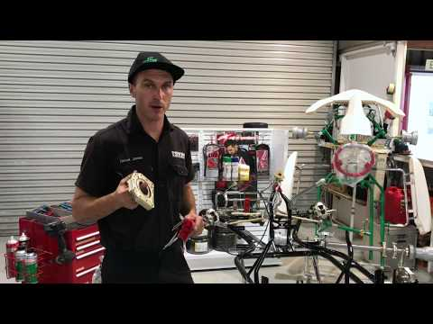 Power Republic - How To Assemble A Go Kart - Part Three - Rear Axle Assembly