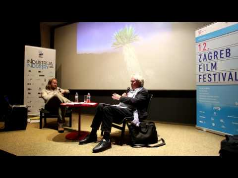Jorgen Leth's Masterclass, Zagreb Film Festival 2014