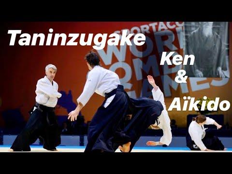 Randori ken et aikido study : Bruno Gonzalez  Seminar Helsinki  part 2/2, 2014 Finland