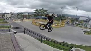 LIVE FAST Andres Pardo BMX 2018