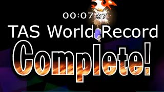 SSBM Break The Targets [TAS]: Ice Climbers [7.97] [World Record!]