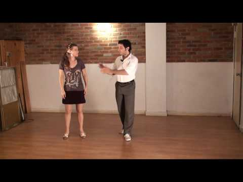 Learn the Big Apple Routine - 2nd Seq.