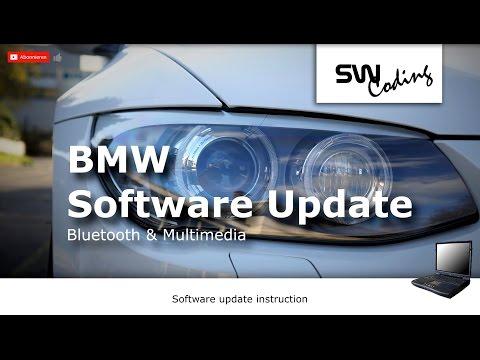 BMW Software Update für Bluetooth und Multimedia beim CIC Navi im