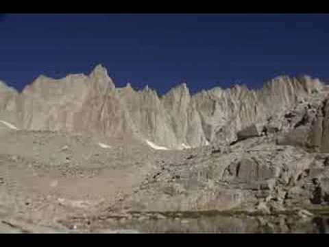Mt Whitney - Highest Trip 2008 (Sierra Nevada Mountains, California)
