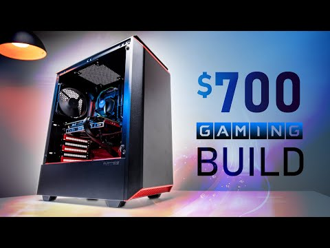 The Most AFFORDABLE Gaming PC We've Built!
