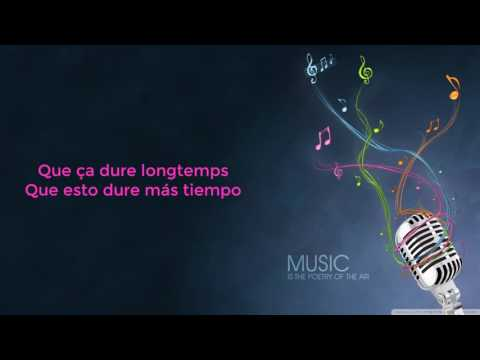 Louane - Jeune (J'ai envie) (Lyrics) Francés - Español