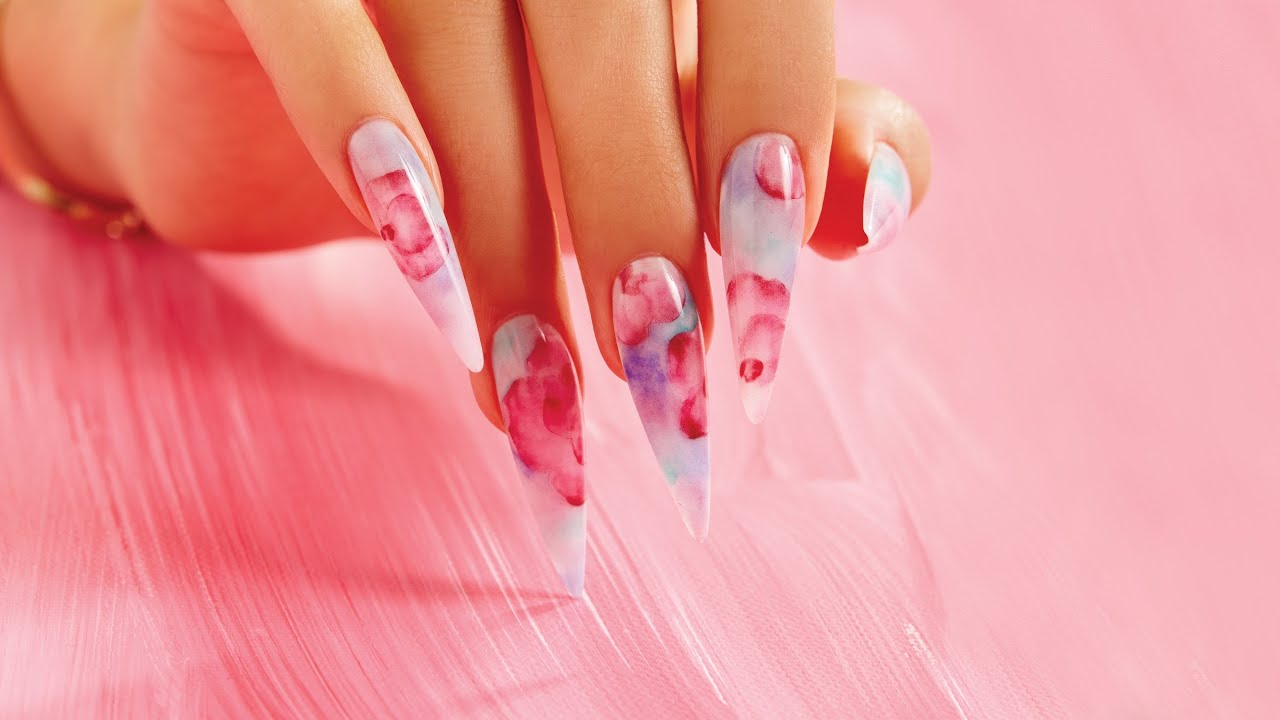 Easy Flower Nail Designs further Oil Painting Tree additionally Hybrid ...