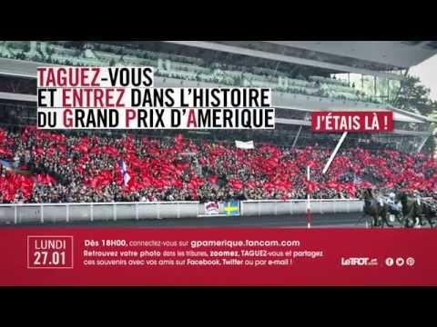 Vidéo Laurence Wajntreter | Film Corporate Evénement - Grand Prix d'Amérique