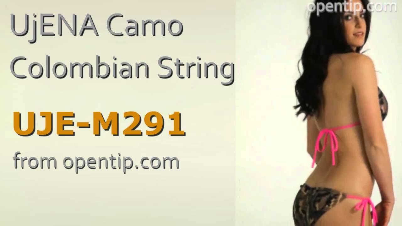 f00a06e5033ef UjENA Camo Colombian String - YouTube