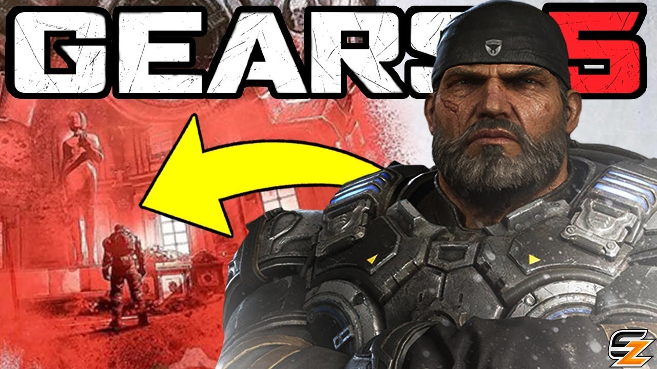 Gears 5 Campaign First Look At New Marcus Fenix Character In Gears 5