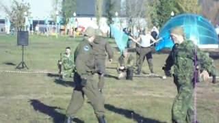 5 ноября День Военной Разведки 2011 Показуха ВДВ