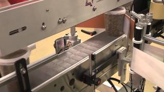 Quadrel | Labeling Systems | Wrap Label on Large Diameter Product