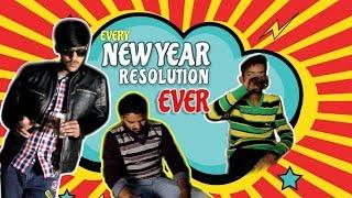 EVERY NEW YEAR RESOLUTION EVER | NEW YEAR FUNNY VIDEO 2019 | BKLOL AddA thumbnail