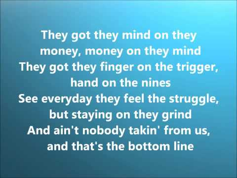 Wyclef Jean  Sweetest Girl Dollar Bill  lyrics
