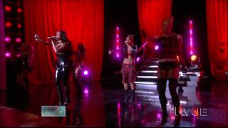 HDTV Pussycat Dolls - When I Grow Up (Live on The Ellen DeGeneres Show - 23rd September 2008)