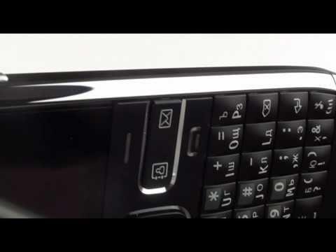 Nokia E72 - видео обзор