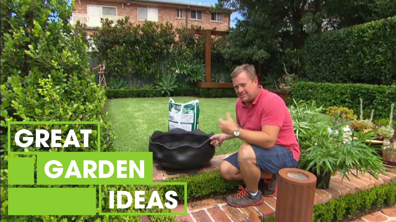 Pot Plant Display Ideas Gardening Great Home Ideas Youtube