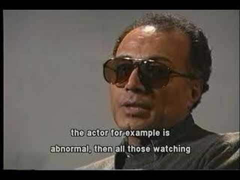Kiarostami - Interview