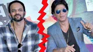 Shahrukh Khan Rohit Shetty Fight - Latest Bollywood News