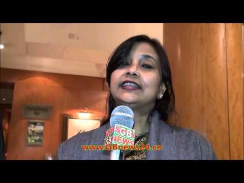 Tarana Halim With GBnews