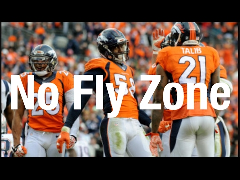 "Denver Broncos Defense Highlights ""No Fly Zone"""